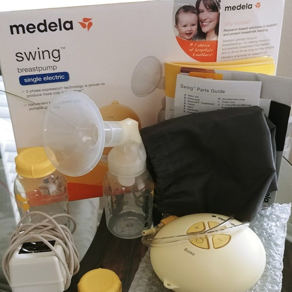 Medela Other Used Twice Swing Breastpump Poshmark